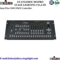 Wholesale Universal DMX Lighting Controller Stage Light Computer Console With SMPTE Socket from china suppliers