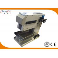Wholesale PCB Separator Pcb V Cut Machine With Pneumatically Driven / Electromagnetic Valve Control from china suppliers