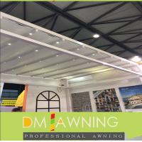 Wholesale waterproof retractable pergola awning from china suppliers