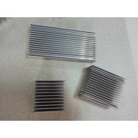 Wholesale CNC Machining Services Aluminum Heat Sink  Industrial Non Ferrous Casting from china suppliers