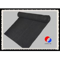 Wholesale 5MM - 12MM High Temperature Felt , Carbon Felt For Polycrystalline Ingot Furnace from china suppliers