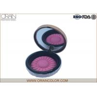 Wholesale Flower Pattern Face Makeup Blush Sheer Blush For Cheek Customised Service from china suppliers