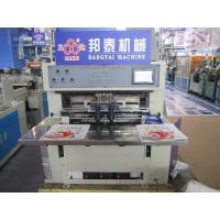 Wholesale Laminating / Zipper Bag Sealing Equipment Seal Cutting Full Automatic from china suppliers