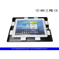 Wholesale Black Temper Proof Tablet Secure Enclosure For Samsung Galaxy Tab2/3/4 from china suppliers