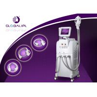 Wholesale Adjustable Energy Aft Opt SHR IPL Machine For Skin Care With Three Handle from china suppliers
