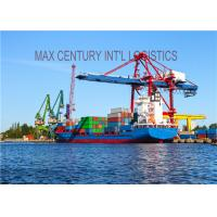 Quality International LCL Less Container Load China Shipping Solutions To India for sale