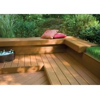 Quality Anti-Insect Outdoor WPC Composite Decking For Dock 140mm × 25mm Decking for sale