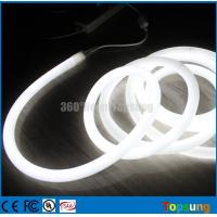 Wholesale 82' spool 360 degree white led neon flex 24v for boat from china suppliers