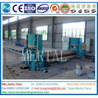 Wholesale High quality low price with CE cert Mechanical 3 rollers steel bending machine,W11 steel plate rolling machine rates from china suppliers