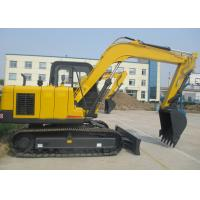 Buy cheap 8200KGS Excavator Equipment Rental With Cummins Diesel Engine / KYB Hydraulic Parts from wholesalers