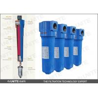 Wholesale High efficiency Compressed air filter / SS industrial air filter from china suppliers