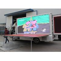 Wholesale P8 Programmable Full Color Mobile LED Billboard  For Business Promotions from china suppliers