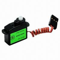 Buy cheap 3.7g Micro Analog Servo with Plastic Gears from wholesalers