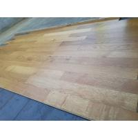 Wholesale semi-solid oak engineered wood flooring, ABC grade, smooth surface with color stained from china suppliers