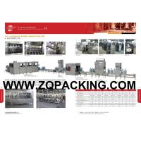 Wholesale New Arrival Automatic Washer Filler Capper Machine For 20L bottle from china suppliers