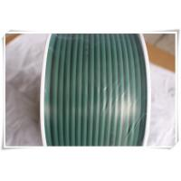 Wholesale Abrasion Resistant Polyurethane Round Belt Dark Green 85A - 90A from china suppliers
