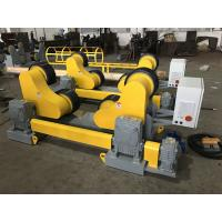 Wholesale Heavy Duty Pipe Rollers / Pipe Welding Rollers With PU Wheels , 40T Capacity from china suppliers