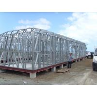Wholesale Prefabricated Light Steel Frame Houses Moveable Hard Prefab House from china suppliers