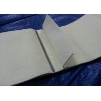Wholesale White Polyester Felt Fabric Endless Flat Belt With Hook Joints from china suppliers