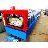 Wholesale Motorized 0.8MM - 1.2MM Roll Forming Machine Professional With 28 Stations from china suppliers