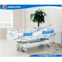Wholesale ICU Electric Hospital Bed 5 Functions 2100*900*500 mm With Scale from china suppliers