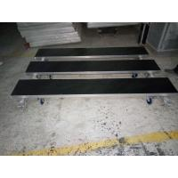 Wholesale Custom Mobile Aluminum Choir Stage , Antiskid Durable Portable Choir Risers from china suppliers