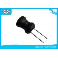 Wholesale Low DCR PK0608 Ferrite Core Inductor 100uH Black Wire Wound Inductor For Dimmers from china suppliers