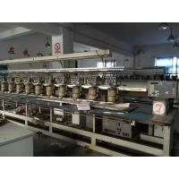 Wholesale 18 Heads Barudan Used Embroidery Machines , Used Monogram Machine Made In Japan from china suppliers