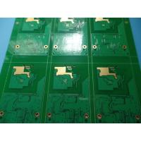 Wholesale 1 Oz 4 Layer Blind Via PCB FR4 1.6mm Module PCB Green Plated Through Hole from china suppliers
