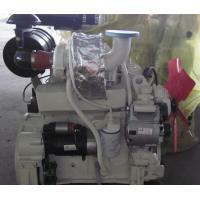 Wholesale White 4 Cylinder Diesel Engine 4 Stroke With Sea Water Pump / Heat Exchanger from china suppliers