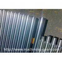 Wholesale Hardened Steel Shaft Machining For Printing Machinery / Laminating Machine from china suppliers