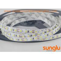 Quality 9.6 watt 3528 120D Flexible LED strip light , DC 12V IP 22 for interior house for sale