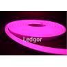 Buy cheap DMX 512 control SMD Led Neon Flex slim body Red Blue Green Yellow Pink RGB cool white warm white 220V 110V 24V 12V from wholesalers