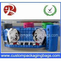 Wholesale Customized Logo Printed Safety Food Grade Plastic Ziplock Bag For Pet Food from china suppliers
