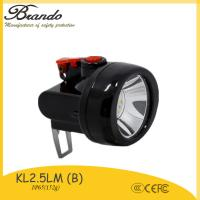 Buy cheap led cordless lamp with ergonomic design ,small offset miners lamp for sale with msha from wholesalers
