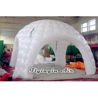Wholesale Customized White Advertising Inflatable Dome Tent for Party and Wedding from china suppliers