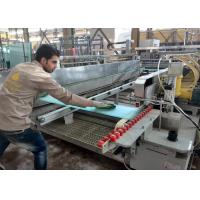 Wholesale 2000 mm Straight Line Glass Double Edging Machine For Flat Tempered Glass from china suppliers