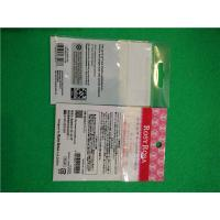 Wholesale PE Material Gravure Printing Self Adhesive Bags For Cosmetic Tools from china suppliers