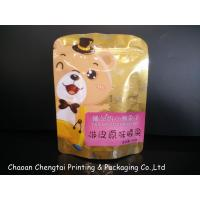 Wholesale Designable styling Pet Food plastic pouches with Customizable shaped from china suppliers