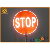 Wholesale Anti UV Reflective Stop Slow Paddles With Telescopic Pole Aluminum Plate Material from china suppliers