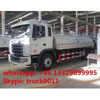 Wholesale CLW brand JAC 4X2 10000L water cannon vehicle for sale, JAC 4*2 LHD 10m3 water carrier vehicle with cheapest price from china suppliers