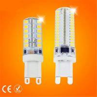 Wholesale 6Pcs G9 Led Bulb 220V 110V 5W 6W 7W 9W 10W 11W LED Lamp G9 SMD2835 LED Spotlight lamps G9 Replace 30/40W halogen lamp Bu from china suppliers