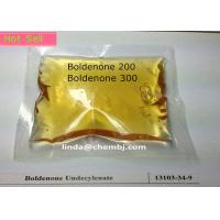 Wholesale Darkyellowish Oily Solution Boldenone Undecylenate / Boldenone 200 / Boldenone 300 / BQ / Equipoise from china suppliers