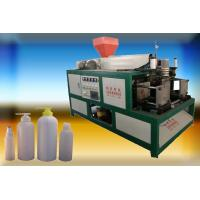 Wholesale Automatic Hydraulic Extrusion Hdpe Blow Molding Machine For Plastic Pp Pe Washing Bottle from china suppliers