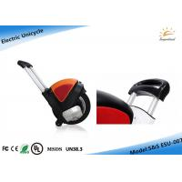 Wholesale Electric Unicycle One Wheel Self Balance Scooter with FCC / RoHS Certification from china suppliers