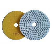 Wholesale 3 Step Dry Diamond Polishing Pads For Concrete / Marble Floor from china suppliers