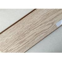 Wholesale V Groove Antique Wood Matte Laminate Flooring for Bedroom / Office from china suppliers