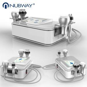Buy cheap Multifunctional Ultrasonic Cavitation body shaping Weight Loss Slimming Device Lipo Ultra Cavitation RF Machine from wholesalers