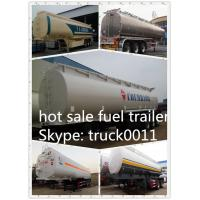 Wholesale CLW high quality fuel tank trailer for sale from china suppliers