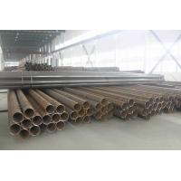 Wholesale API 5L, API 5CT ERW Steel Pipe, 1/2 - 24 inch Welded Black Steel Pipe For Buildings, Bridges. from china suppliers